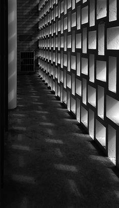 brise soleil [wanganui war memorial hall | by Michael-D(new works) via Flickr]
