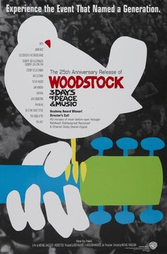 Woodstock - Mini Print