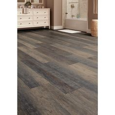 Combine The Natural Look Of Wood With The Durability Of Vinyl To - Durability of vinyl wood plank flooring
