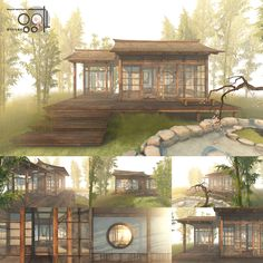 8f8 - serene sanctuary - Exterior @ Xiasumi April 2015
