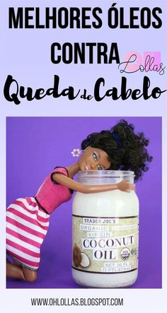 Seja em massagem capilar, na umectação ou na máscara de nutrição, os óleos podem fazer milagres pelo nosso cabelo. Ajudam contra queda de cabelo e fazem o cabelo crescer mais rápido. Para cabelos cacheados e lisos #curlygirl #cabeloscacheados #cacheadas #lowpoo #nopoo #curlygirlmethod #tônicocapilar #ayurveda #projetorapunzel #quedadecabelo #ProjetoRapunzel #CabelosCacheados #Ohlollas