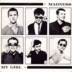 Madness - My Girl / Stepping Into Line
