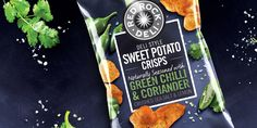 Delicious sweet potato flavor and just the right amount of seasonings, finally together in one ...