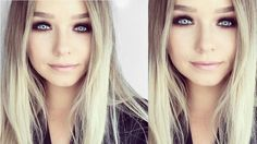 OLSEN TWINS INSPIRED MAKEUP| Smokey Eyes w/ KAT VON D EYE CONTOUR PALETT...