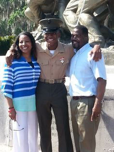 Thoughts on Josiah's 1 year anniversary away from home - serving as a US Marine. OOH RAH!!