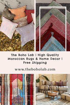 Everything you need to style your home on theboholab.com