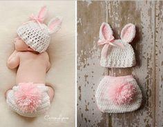 Одежда для фотосессии новорожденных своими руками