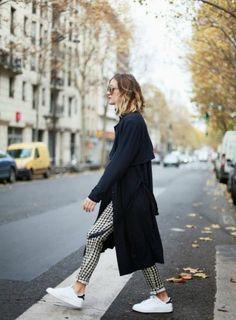 #Adenorah & her Stan Smiths. Paris.