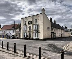 The White Hart. Old coaching inn. Thorne South Yorkshire