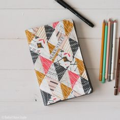 Make all your boring notebooks look gorgeous with these simple