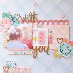 Something From Cassie: With You {Paper Issues Spotlight}