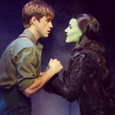 As Long as You're Mine. Fiyero and Elphaba. Wicked.
