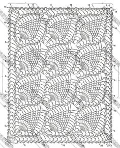 Russian Crochet Blog, very pretty patterns . this would look beautiful on a bed
