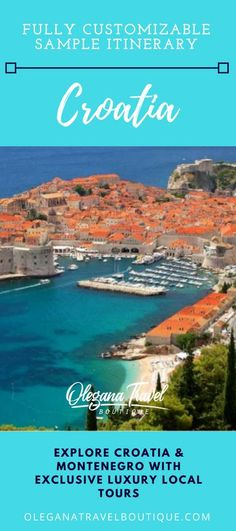 Our portfolio of sample luxury custom-made itineraries to Croatia, fully customizable to client's preferences. Unique and authentic experiences to Dubrovnik, Zagreb, Pelješac peninsula and many more. Winter Wedding Destinations, Top Honeymoon Destinations, Destination Weddings, Honeymoon Ideas, Wedding Locations, Vacation Trips, Vacation Travel, Beach Vacations, Vacation Ideas