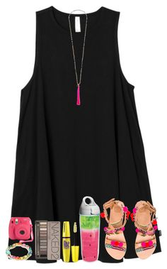 """""""Go audition for @southern-preps1"""" by kyliegrace ❤ liked on Polyvore featuring beauty, RVCA, French Connection, Elina Linardaki, Tervis, Maybelline, Urban Decay and Ippolita"""