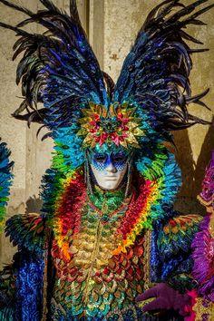 Carnaval de Venise 2017 | Megara Liancourt | Flickr