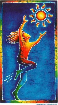 Batik Art | Art - Batik Design