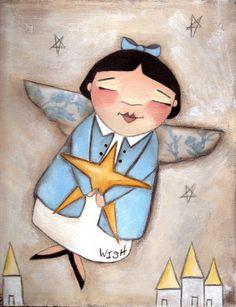 "by Diane Duda - ""Winona The Wish Fairy"""