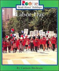 Labor Day (Rookie Read-About Holidays)  Picture Book for Children #laborday