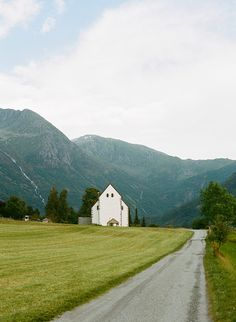 Intimate Wedding in the Fjords of Norway via oncewed.com