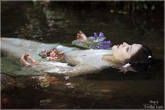 OPHELIA. by Xenia Lau