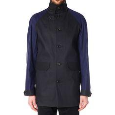 Cotton Polyurethane Cloth SEALUP Jacket