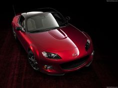 Mazda MX-5 25th Anniversary Edition 2014