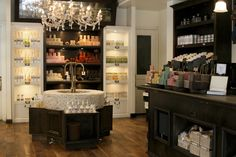 Sabon - The art of the bath. Stop by one of their several shops in the city for a luxurious hand wash. I love all their products, especially the aromatic bath balls....make wonderful gifts. (Bath/Skincare)