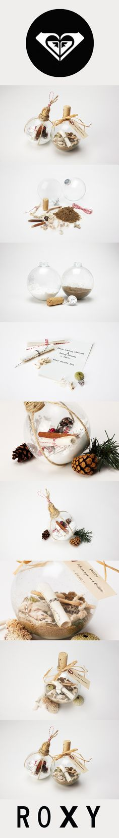 #DIY Roxy Ornaments! PIN ME!