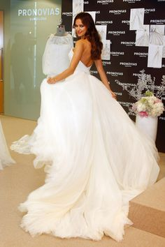 Pronovias. Omg if I could find this style this might be a second choice for a dress