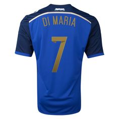 f8baf8ba5e1 Argentina 2014 DI MARIA Away Soccer Jersey Starting at   89.99 Special  price   44.99 Save  50% off