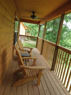 windrock deluxe cabins