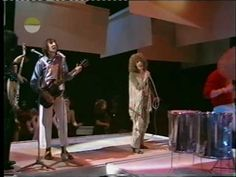 The Who - I Can See For Miles (original recording being mimed on TV in 1969, with Moon intentionally not pretend-playing the same riffs.)