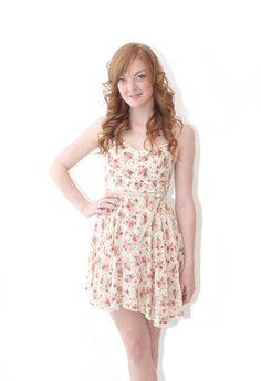 MINKPINK Darling Buds of May Dress