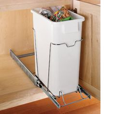 Pullout Waste Can, Pull Out Drawer, Kitchen Trash Can | Solutions