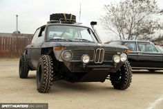 Vegas To Monterey In A BMW 2002Off-Roader もったいねーけど、クッソかっけー