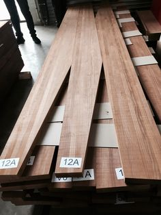 Check out these wide custom Vulcan fins, being CNC cut for the Raukawa project in Tokoroa Timber Cladding, Good Ol, Natural Wood, Cnc, Alternative, Wood Cladding, Wood Siding, Wooden Panelling