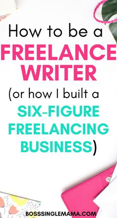 Ready to be a freelance writer but don't know where to start? Check out this complete guide for tips on how to be a freelance writer and make money online.