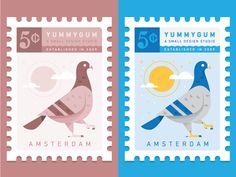 Dribbble - Yummygum_Stamp-LRG.png by Nick Slater