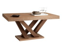 MADERO RECTANGLE DINING TABLE SMALL DRIFTWOOD