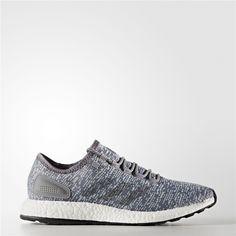 706f07b47588c Adidas PureBOOST Shoes (Grey   Solid Grey   Clear Grey) Adidas Running  Shoes