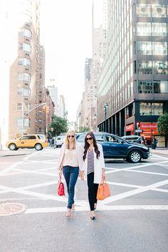 NYDJ Fall Denim Trends To Try | theglitterguide.com