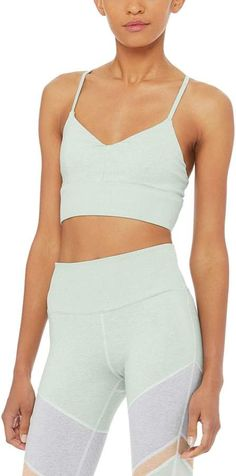 Alo Yoga Alosoft Lush Bra - Women's Best Yoga, Lush, Gym Shorts Womens, Bra, Shirt, Swimwear, Outfits, Fashion, Bathing Suits