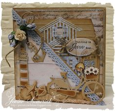 Jenine's Card Ideas: Craftables Huizen