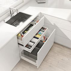 le casserolier par sagne cuisines organisation rangement pinterest accessoires de. Black Bedroom Furniture Sets. Home Design Ideas