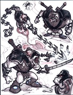 Image result for ratchet clank concept art