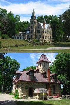 Piatt Castles - Wikipedia