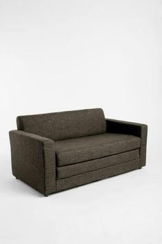 Anywhere Sofa - Charcoal  #UrbanOutfitters