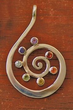 Kundalini-Anhänger - Esoterik günstig kaufen online Symbol Schmuck https://www.amazon.de/dp/B0741CDYP4
