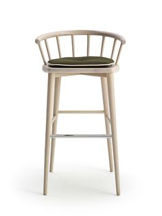 W. Barstool By Billiani | Hub Furniture Lighting Living